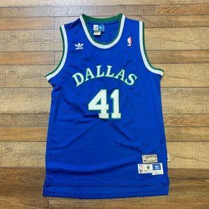 NEW Dirk Nowitzki Dallas Mavericks NBA Jersey 🔥🔥